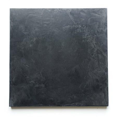 Farbraumdesign Mineralische Putze Stucco Dunkelgrau/Schwarz