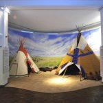 Völkerkundemuseum, Indianerausstellung (2008)