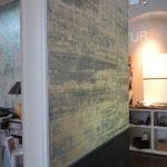 Paint & Brush, Wandgestaltung, Kammzug (2013)