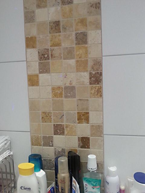 Badezimmer, frisch renoviert